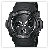 Montre Casio G-Shock AWG-M100B-1AER