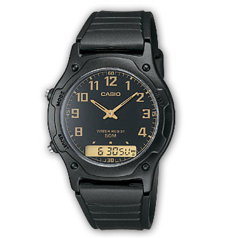 Montre Casio AW-49H-1BVEF