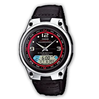Montre Casio AW-82B-1AVES