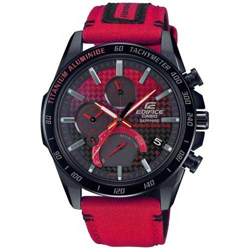 Montre Casio EQB-1000HRS-1AER Bluetooth Solaire