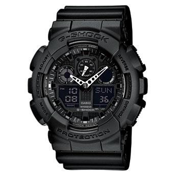 Montre Casio G-Shock GA-100-1A1ER