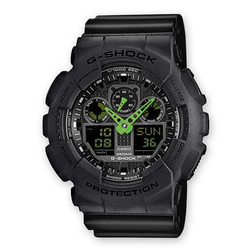 Montre Casio G-Shock GA-100C-1A3ER