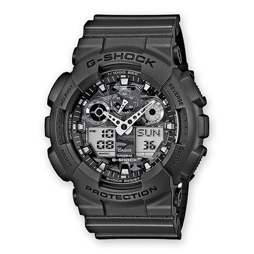 Montre Casio G-Shock GA-100CF-8AER (nouveauté)