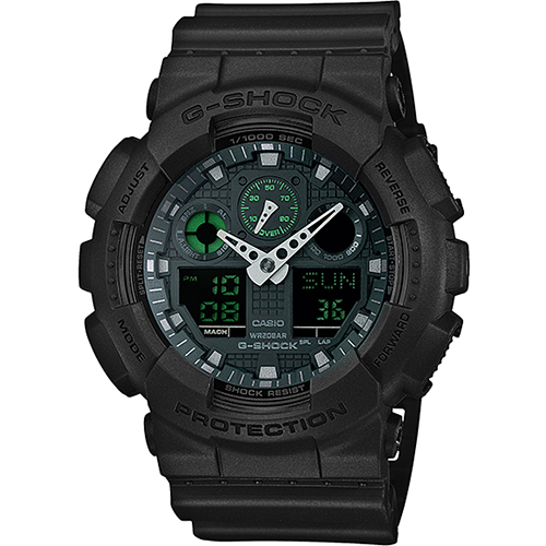 Montre Casio G-Shock GA-100MB-1AER