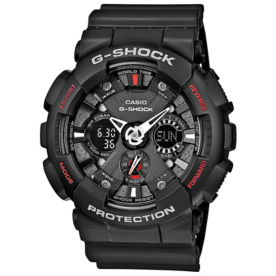 Montre Casio G-Shock GA-120-1AER