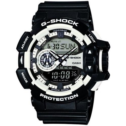 Montre Casio G-Shock GA-400-1AER (nouveauté)