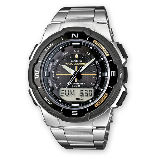 .Montre Casio SGW-500HD-1BVER