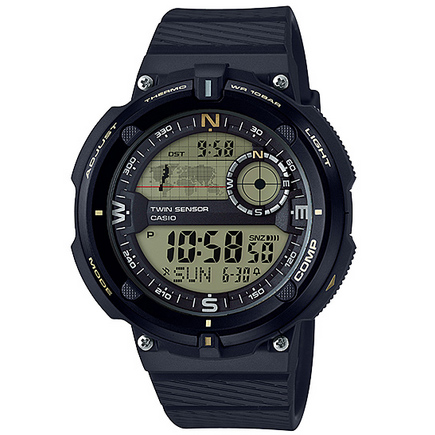 Montre Casio SGW-600H-9AER