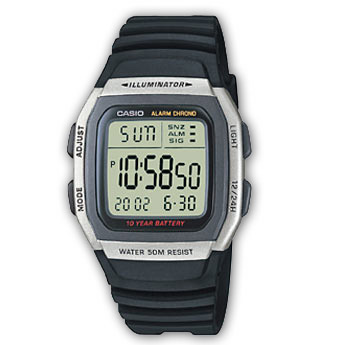 Montre Casio W-96H-1AVES