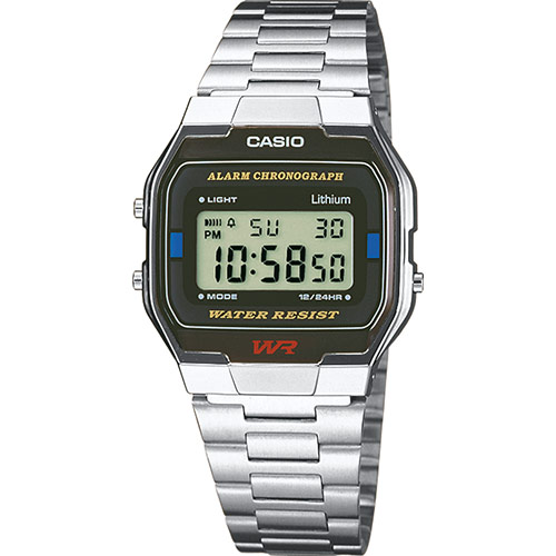 Montre Casio A163WA-1QES