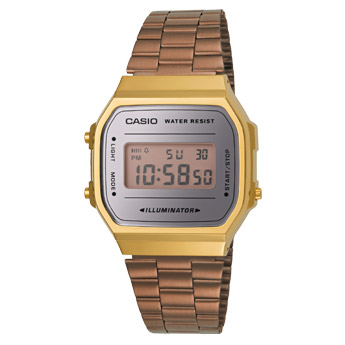 Montre Casio A168WECM-5EF
