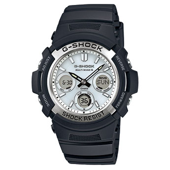 Montre Casio G-Shock AWG-M100S-7AER