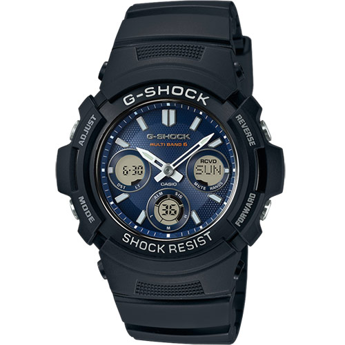Montre Casio G-Shock AWG-M100SB-2AER