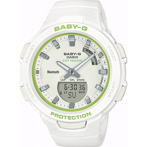 Montre Casio BSA-B100SC-7AER