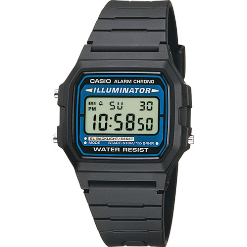 Montre Casio F-105W-1AWYEF