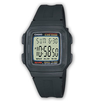 Montre Casio F-201W-1AEF