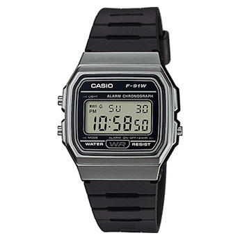 Montre Casio F-91WM-1BEF