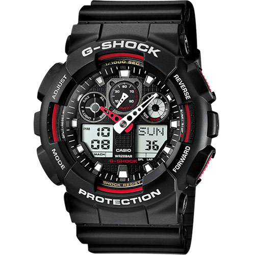 Montre Casio GA-100-1A4ER