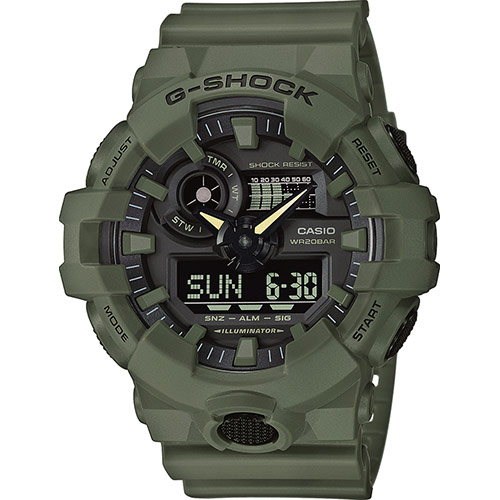 Montre Casio GA-700UC-3AER
