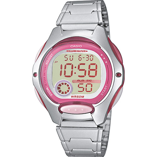 Montre Casio LW-200D-4AVEF