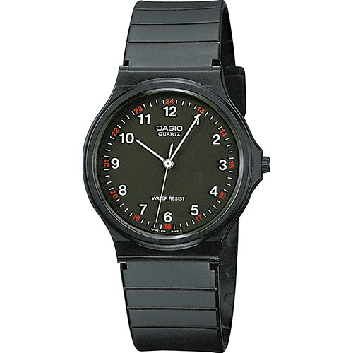 Montre Casio MQ-24-1BLLGF