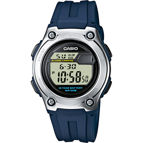 Montre Casio W-211-2AVES