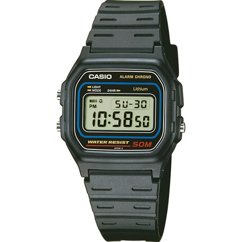 Montre Casio W-59-1VQES
