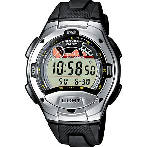 Montre Casio W-753-1AVES