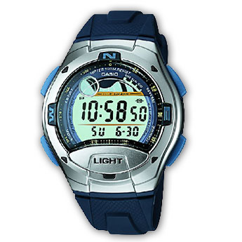 Montre Casio W-753-2AVES